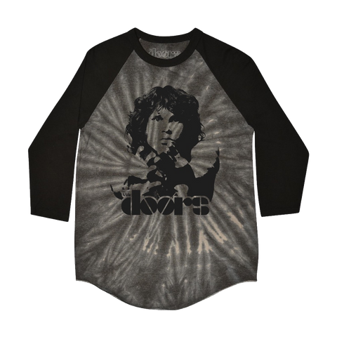 The Doors Tie Dye Series 4 Raglan