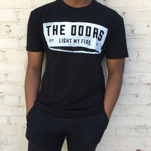 The Doors Light My Fire Arc T-Shirt Lifestyle Mens
