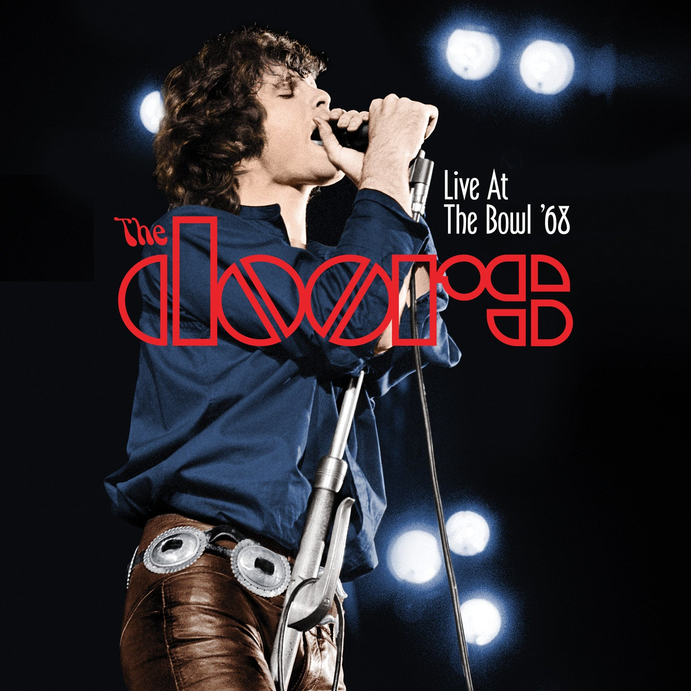The Door Live At The Bowl '68 [Video] Historic show