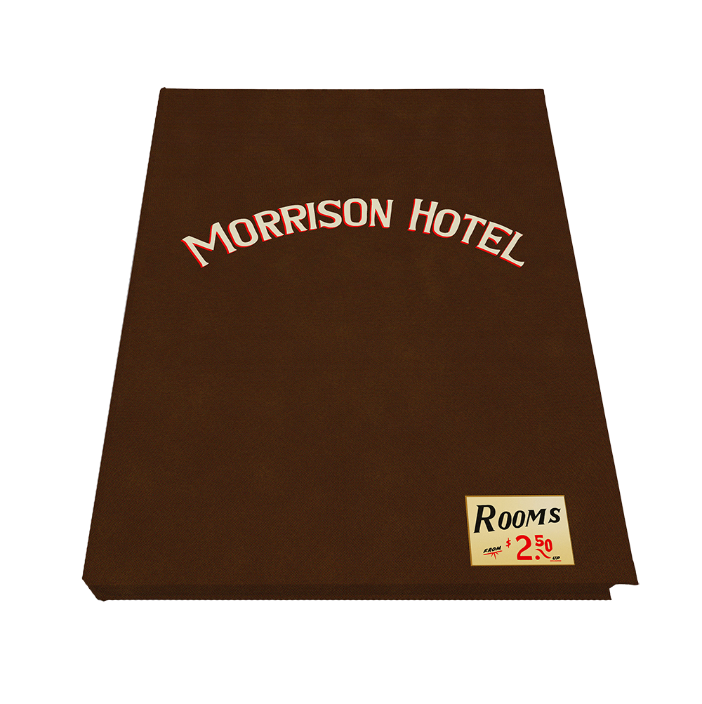 Morrison Hotel Graphic Novel - Deluxe Edition