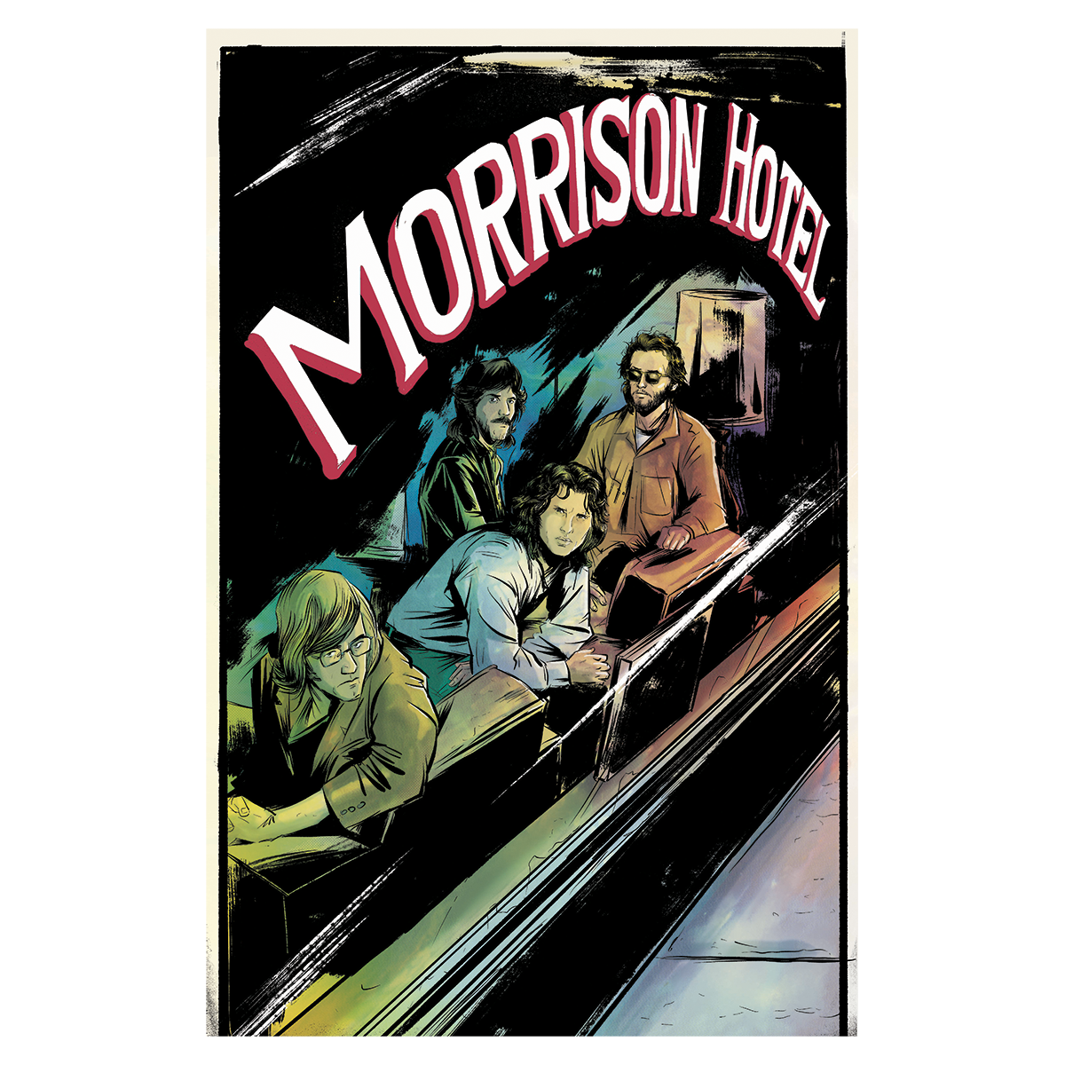 Morrison Hotel Graphic Novel - Standard Edition