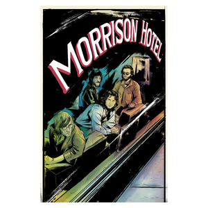 Morrison Hotel Graphic Novel - PRE-ORDER