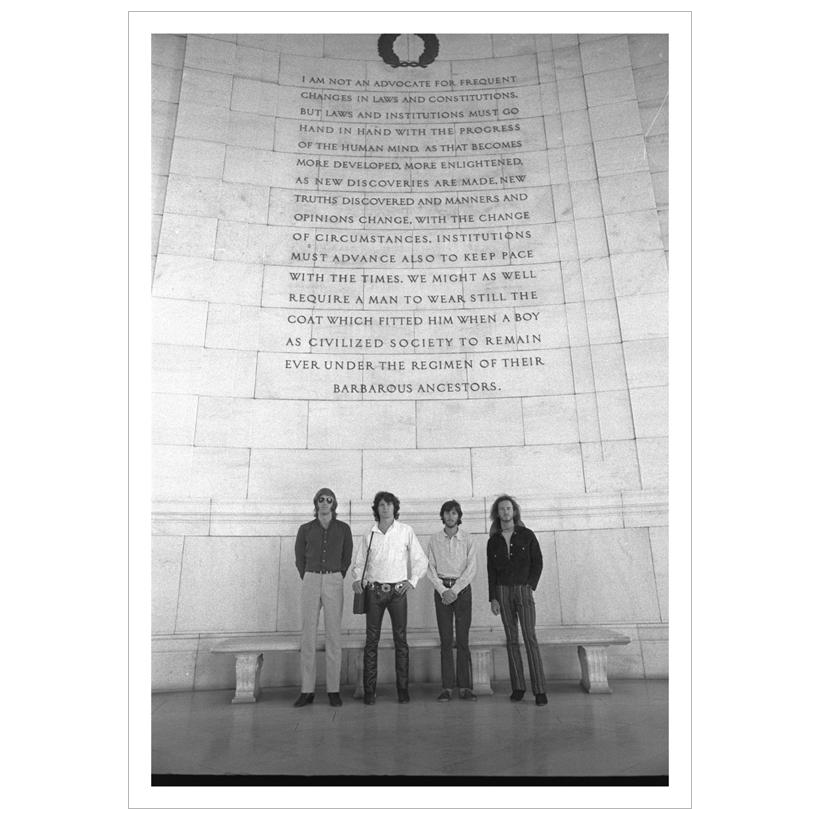 The Doors: At The Jefferson Memorial Gallery Print