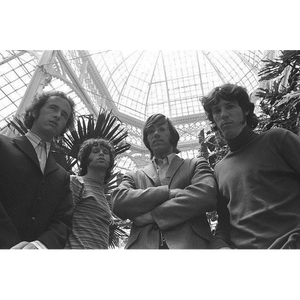 The Doors: Atrium Gallery Print
