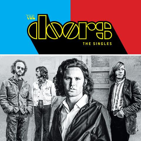 The Doors - The Singles (Deluxe) [2 CD + Blu-ray Audio]