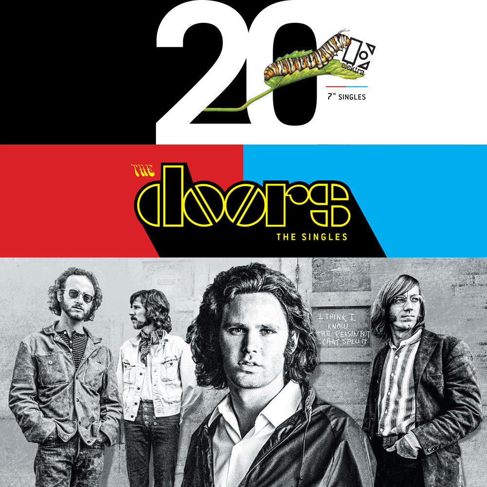 The Doors The Singles 7 Single Boxset The Doors Official