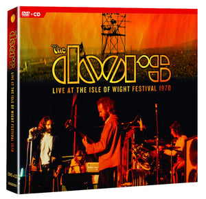 The Doors Live at the Isle of Wight Festival 1970 [Video] dvd