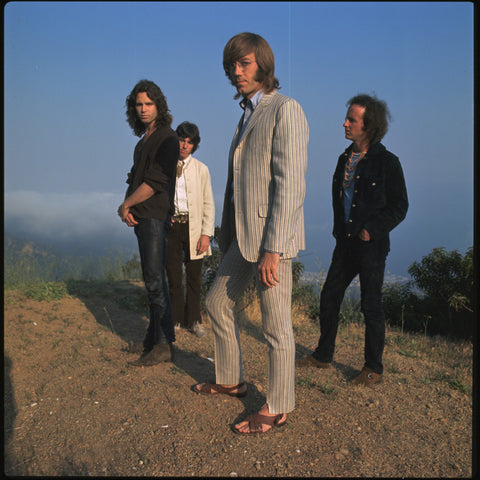 The Doors: Mountainside Gallery Print