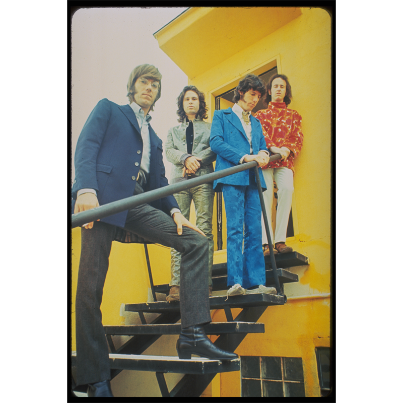 The Doors: The Yellow Cottage Gallery Print