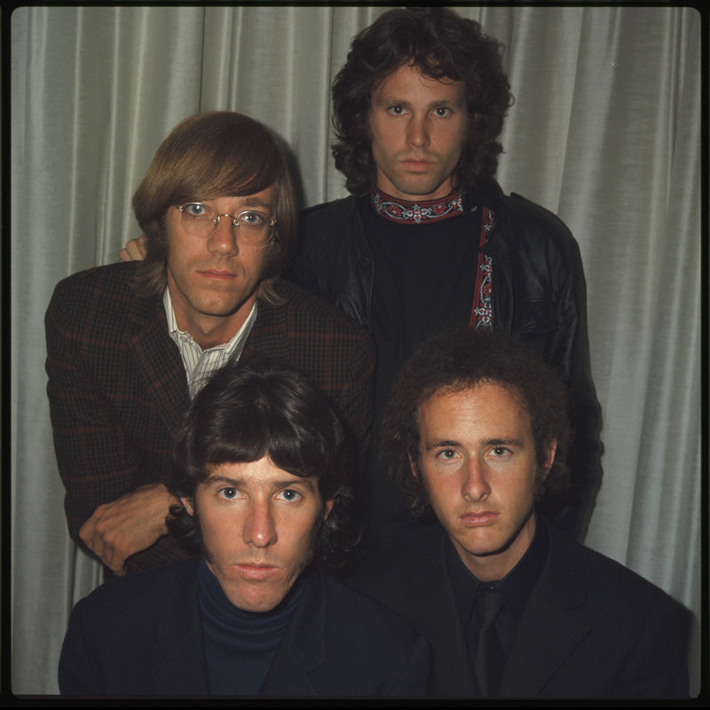 The Doors: Portrait Gallery Print
