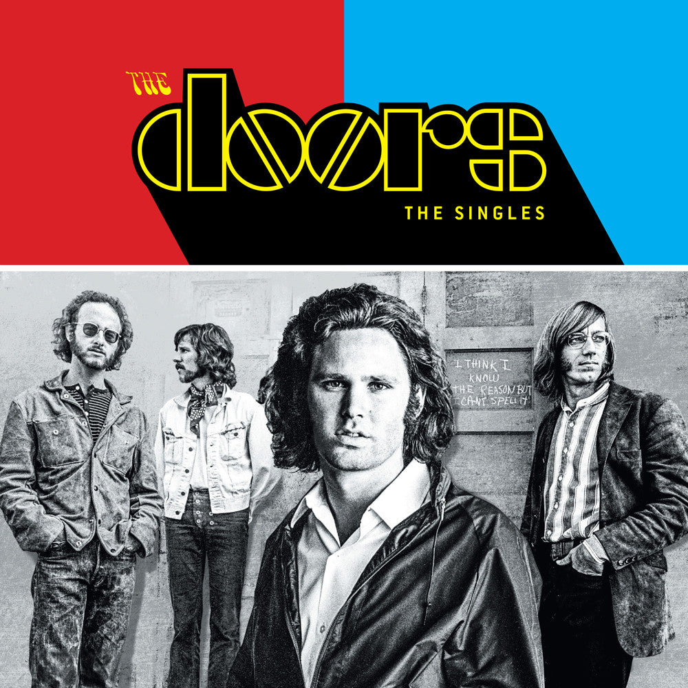 The Doors - The Singles [2 CD]  sc 1 st  The Doors Official Online Store : the doors - pezcame.com