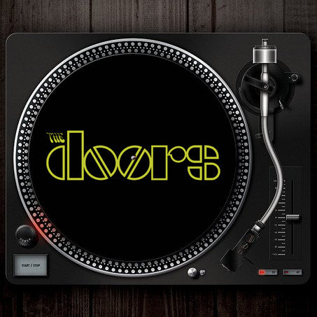 Logo Turntable Slipmat