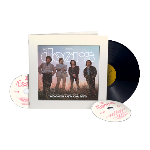 Waiting For The Sun - 50th Anniversary Deluxe Edition [2 CD + 1 LP]