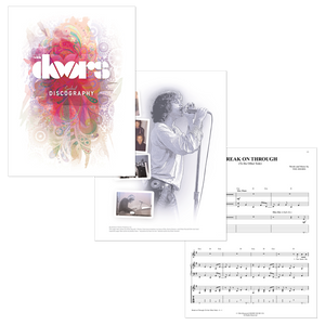 The Doors 50th Anniversary Songbook contents
