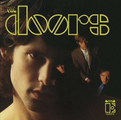 The Doors [Expanded CD] front
