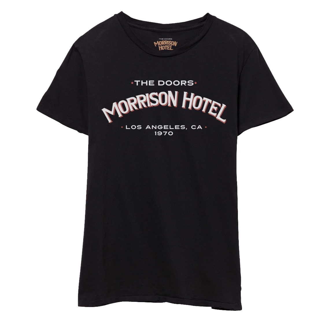 Morrison Hotel Distressed T-Shirt