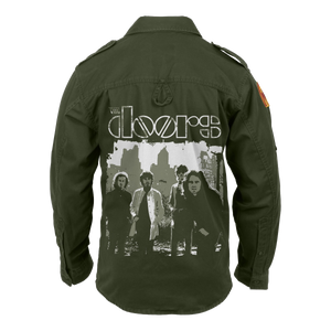 Doors Vintage Fatigue Jacket