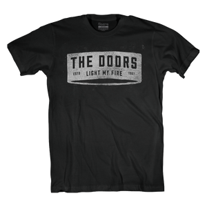 The Doors Light My Fire Arc T-Shirt