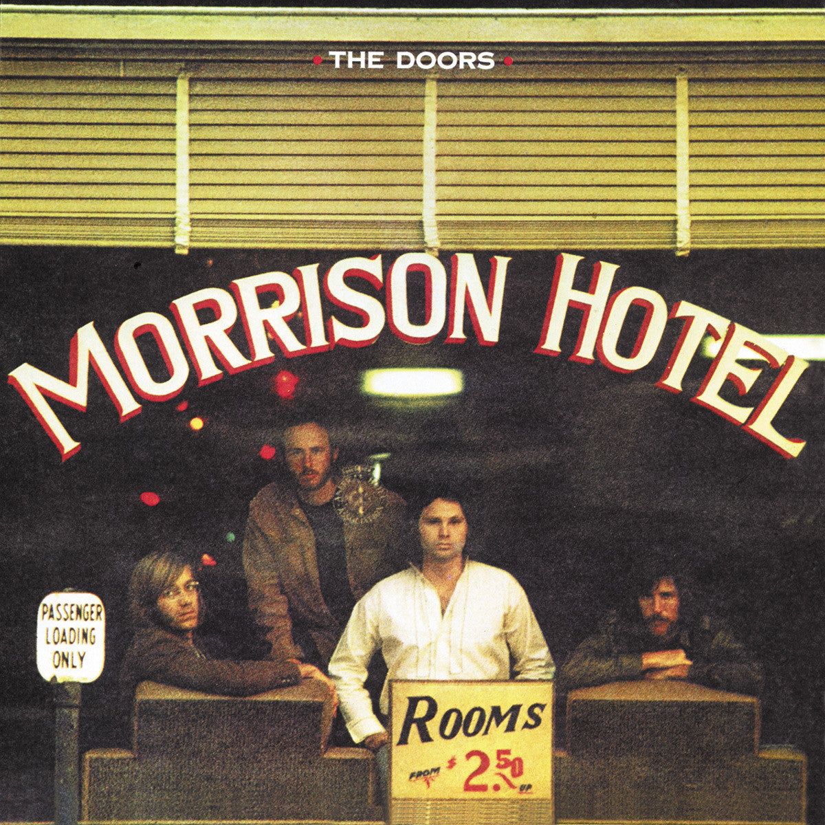 The Doors Morrison Hotel [CD]