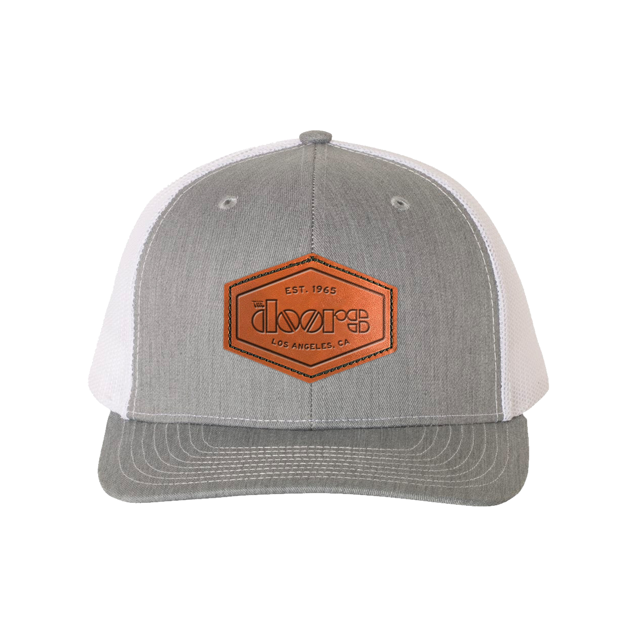 The Doors Logo Patch Hat