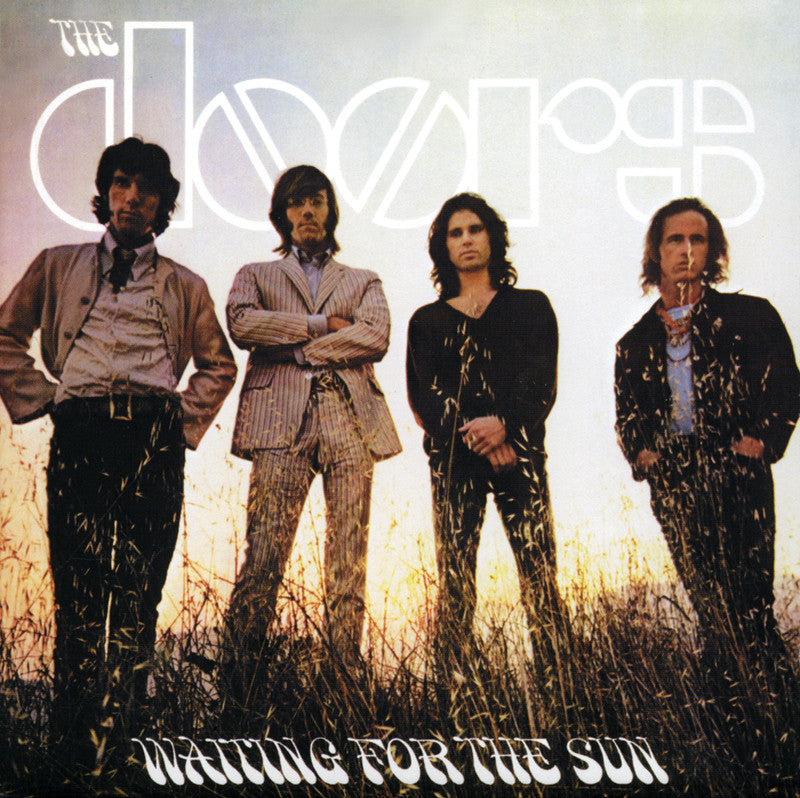 The Doors Waiting For The Sun [CD]