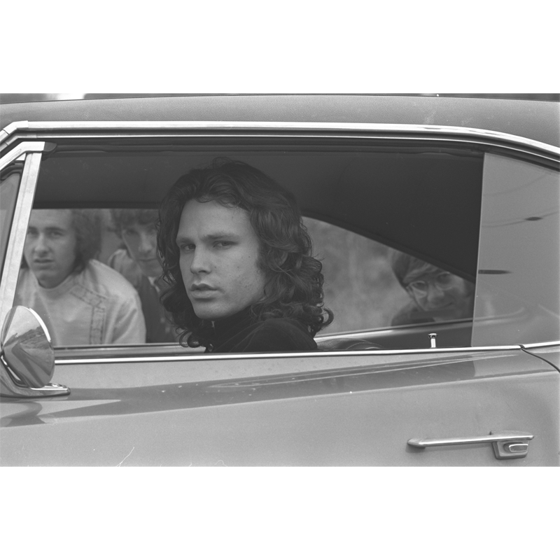 The Doors: Through The Car Window Gallery Print