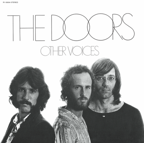 The Doors Other Voices [Vinyl] 180 gram front