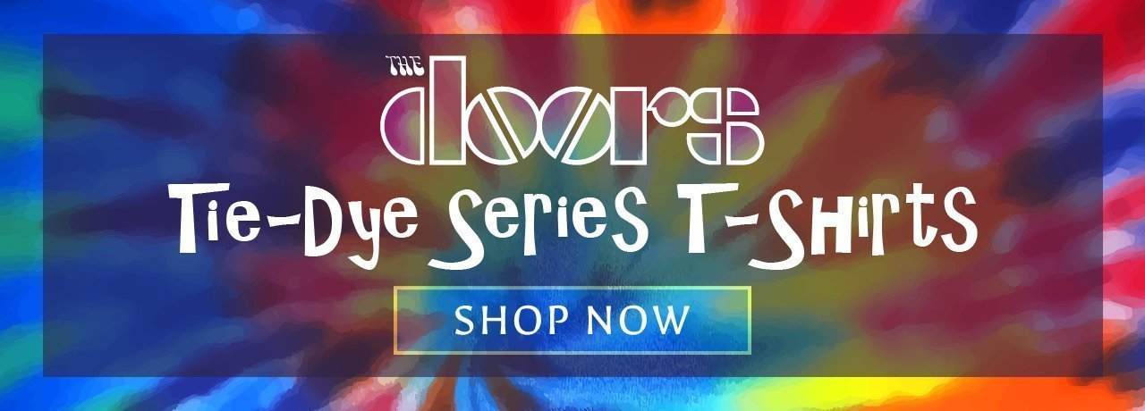 The Doors Tie-Dye Series T-Shirts