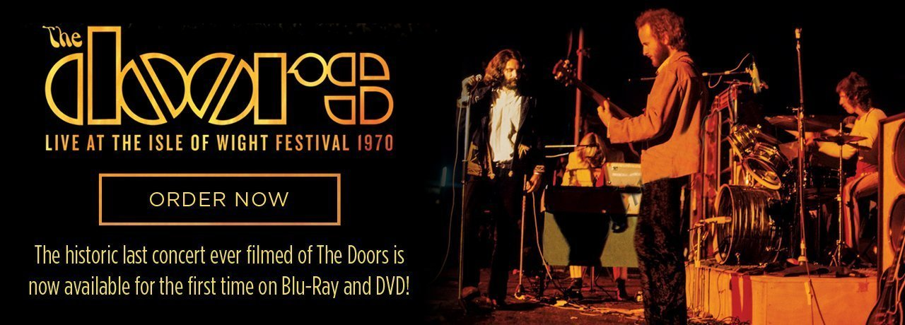 The Doors 50th Anniversary Box Set