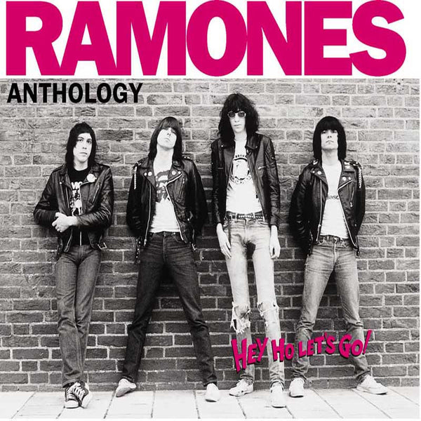 Anthology - Hey Ho Let's Go [2 CD]