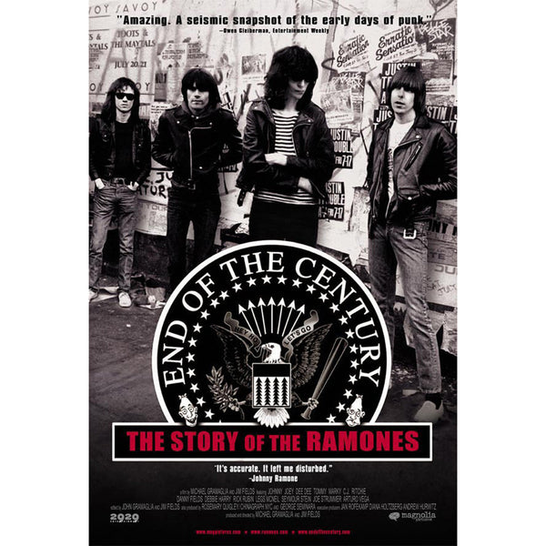 End Of The Century - The Story Of The Ramones [DVD]