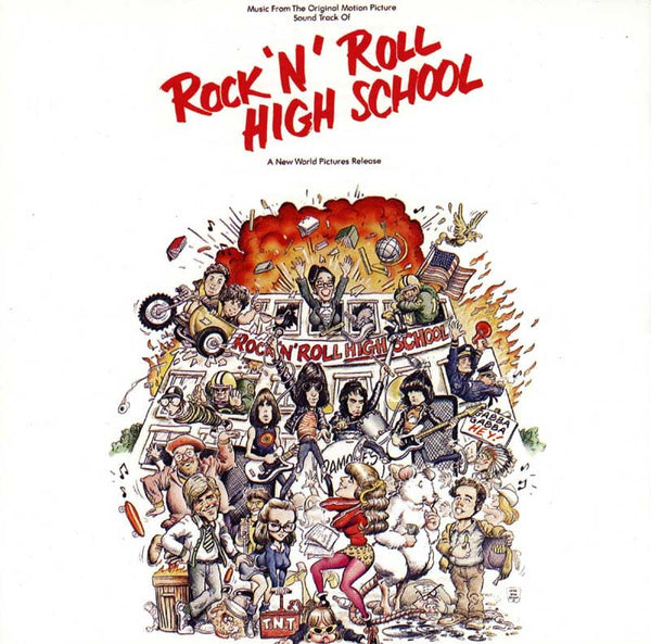 Rock N' Roll High School [Vinyl]