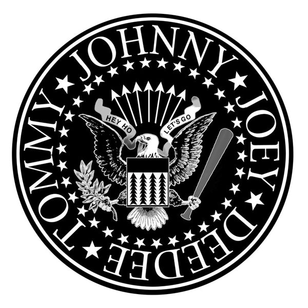 Ramones Logo Sticker