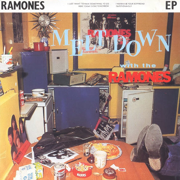 Meltdown With The Ramones [Vinyl]