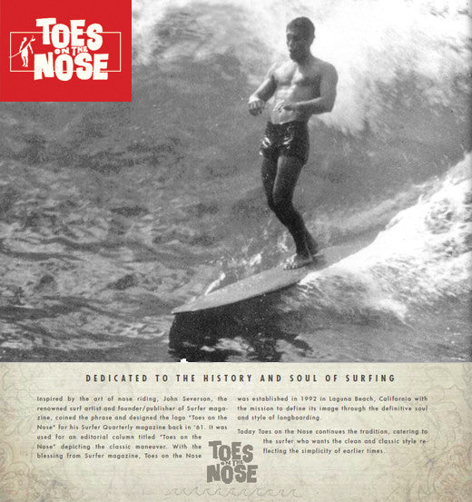 A legend never dies..... Rabbit Kekai is the soul and inspiration behind Toes on the Nose