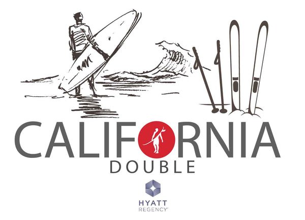 California Double Event! Surf & Ski in the same day!