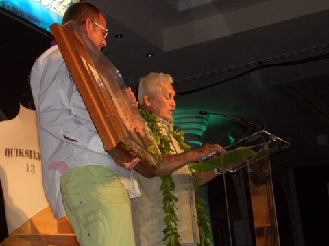 Rabbit Kekai award surfshop