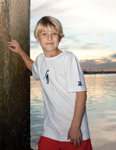 Boy's Dawn Patrol S/S T-shirt
