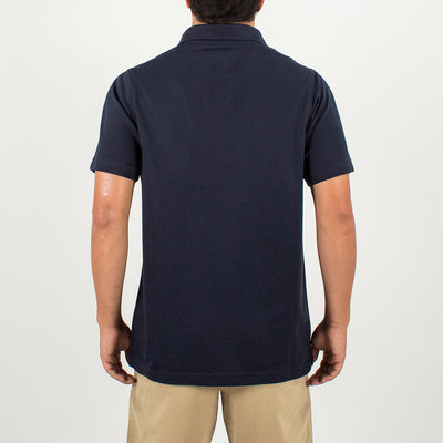 2 Foot Putt Polo NAVY