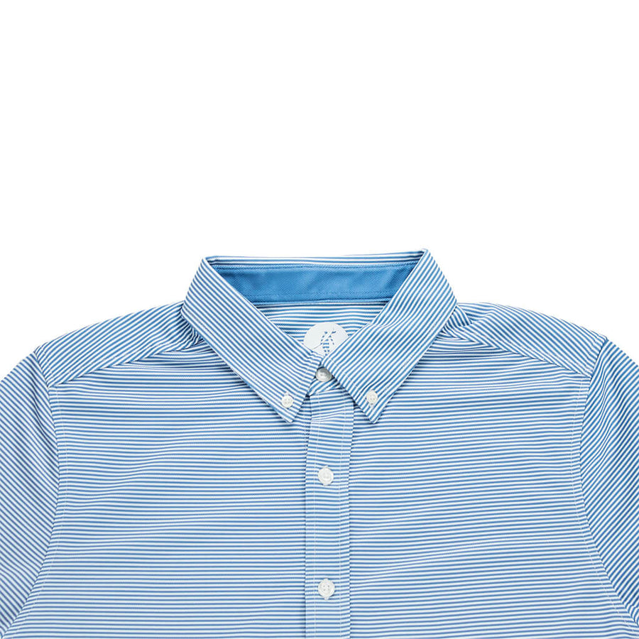 Atlanta | Short Sleeve Button-Up