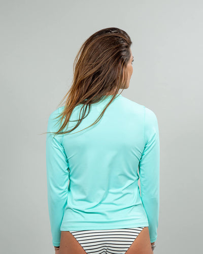 Protector Element Guard Women's Aqua back
