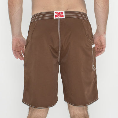 Blackies COFFEE saddlebrown Performance boardshort