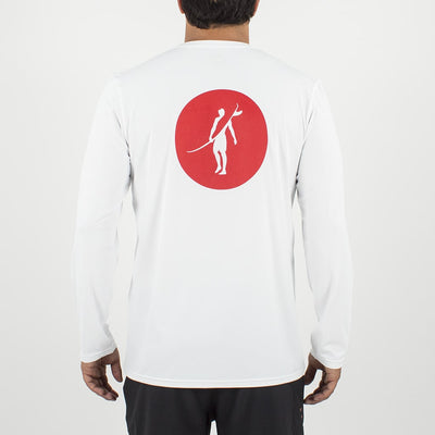 Coaster L/S Element Guard WHITE