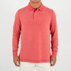 Helmsman L/S Polo (Sea Silk) NANTUCKET