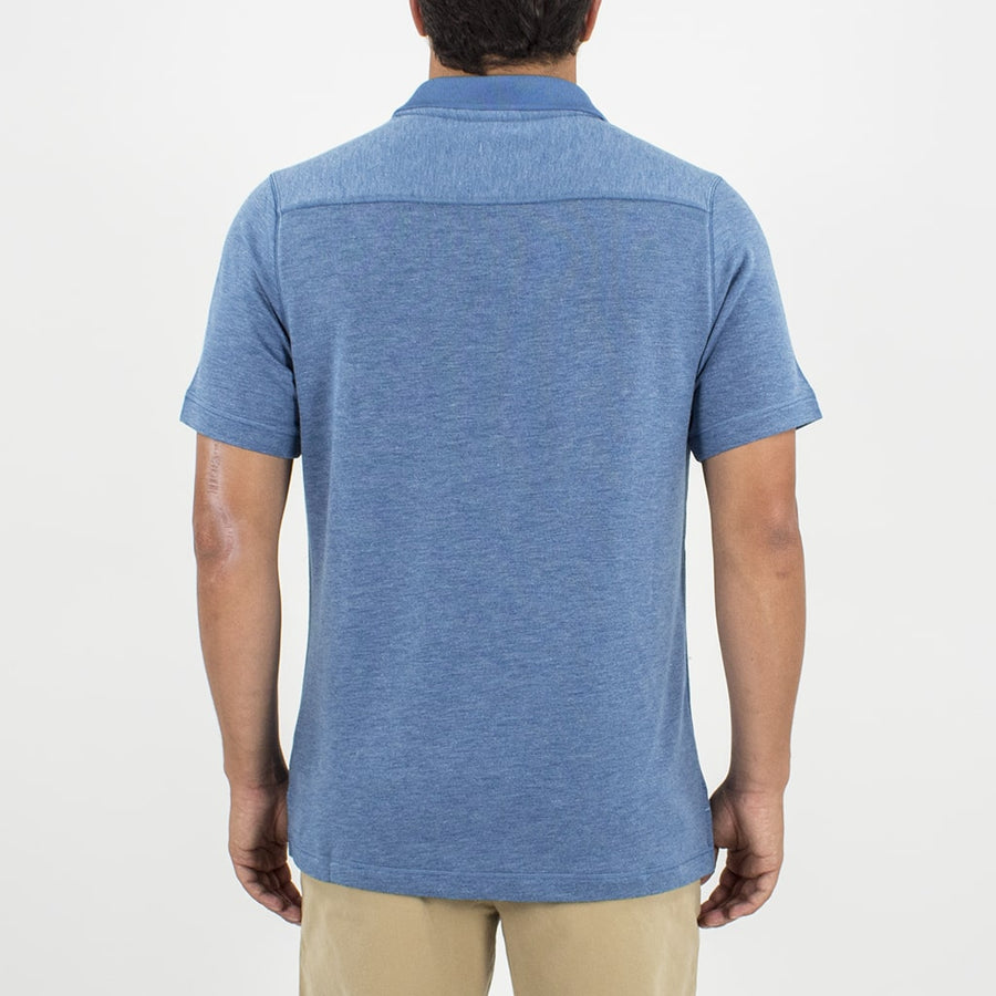 Leeward | Polo (Sea Silk)