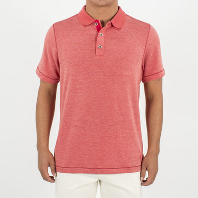 Leeward Polo (Sea Silk) NANTUCKET