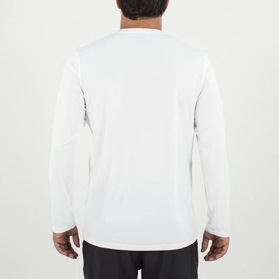 Dawn Patrol - SPF Long Sleeve Swim Shirts Back In WHITE
