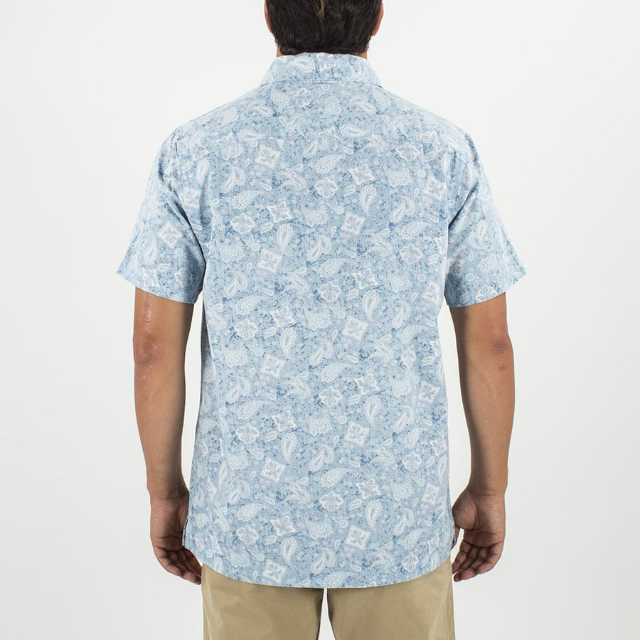 Paisley | Woven Button-Up