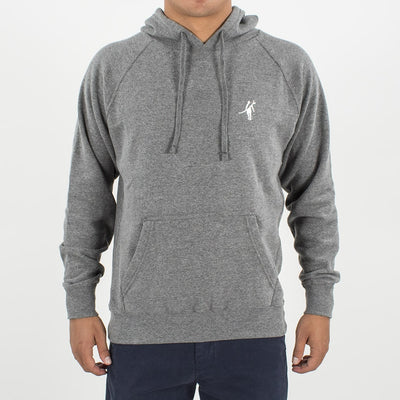 The Point Fleece DARK HEATHER GREY