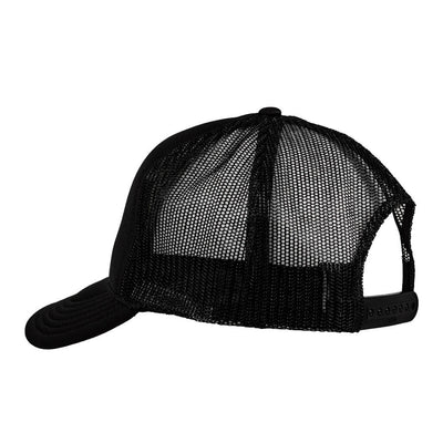 Stacked HB Hat BLACK
